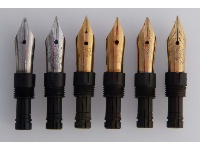 Evolution of the nib unit model 140