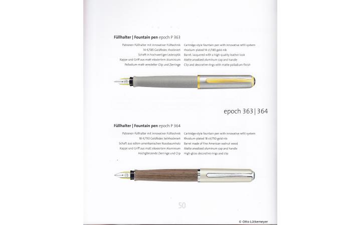 Leaflet Pelikan Epoch from 2007 - Page 4