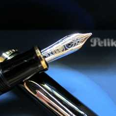 Pelikan M600 Blue-striped
